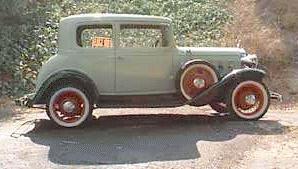 Five Passenger Coupe
